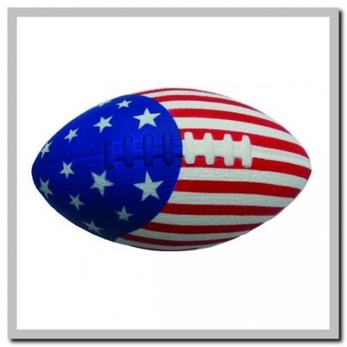 Patriotic Football