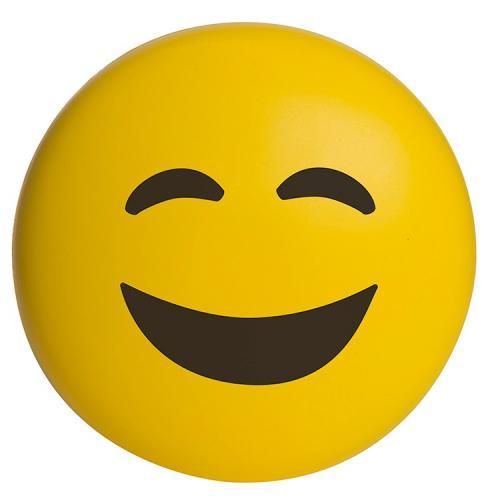 Happy Face Emoji Squeezies