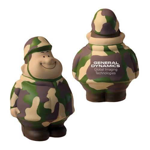 Army Bert Squeezies