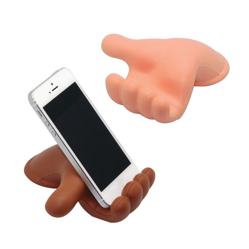 Hand Phone Holder Squeezies