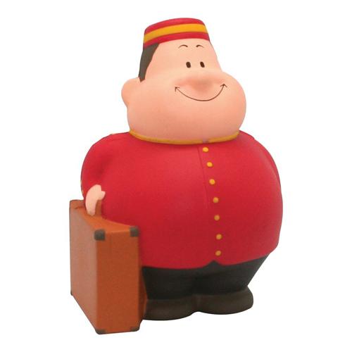 Bellhop Bert Squeezies