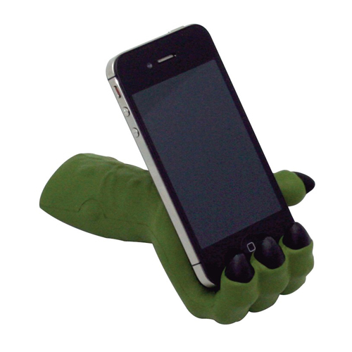 Monster Hand Phone Holder Squeezies