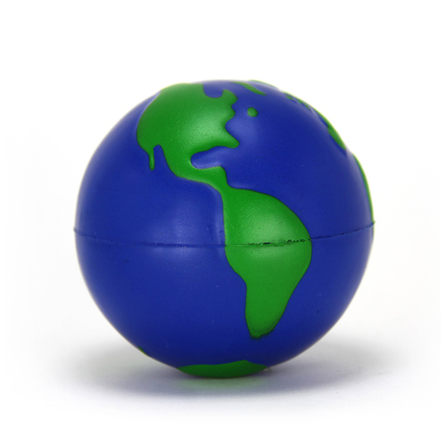Earth Ball Tow Colors