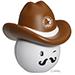COWBOY MAD CAP