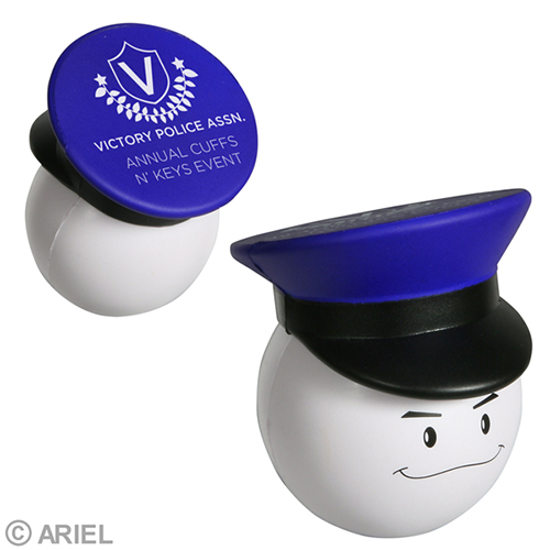 POLICEMAN MAD CAP