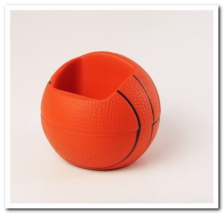 basketball cell phone holder