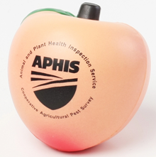 Our pros will help you finalize the perfect logo design for your stress balls.