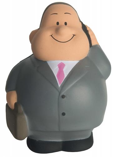 Businessman Bert Squeezies