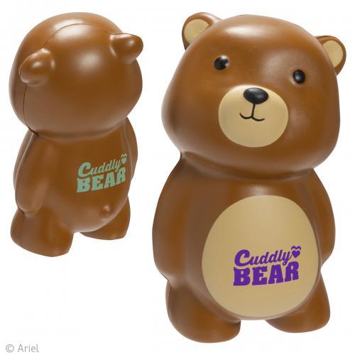 Cuddly Bear Slo-Release Serenity Squishy