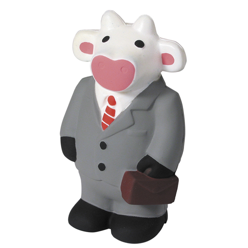 Business Cow Squeezies