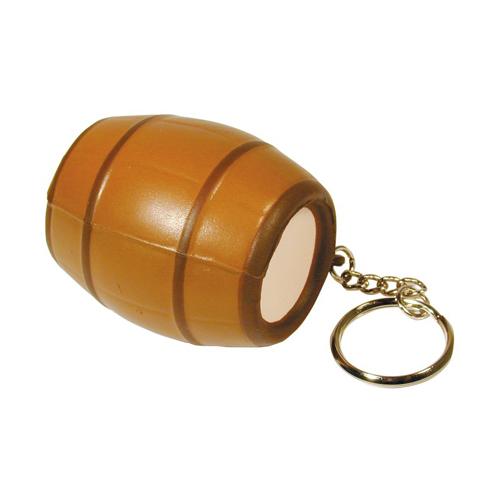 Barrel Squeezie Keyring