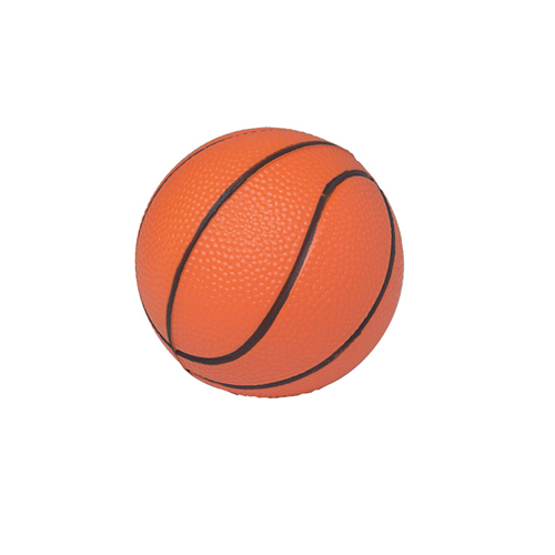 """4.5"""" Basketball Squeezies"""
