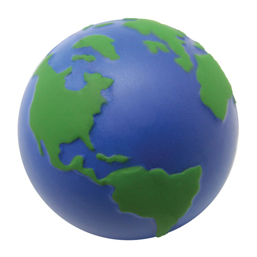 Earth Ball Squeezies