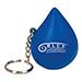Blue Drop Stress Reliever Keyring