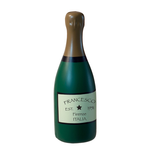 Champagne Bottle Squeezies