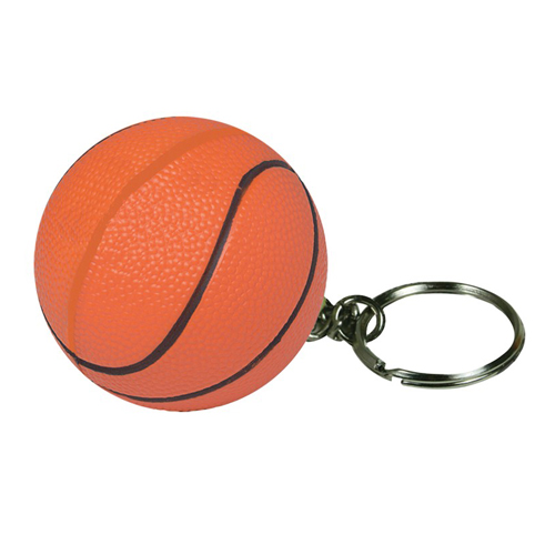 Basketball Keyring Squeezies