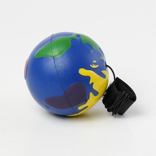 Colored Earth Ball Yo-Yo