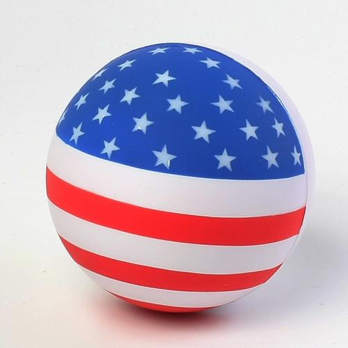 Patriotic Round Ball
