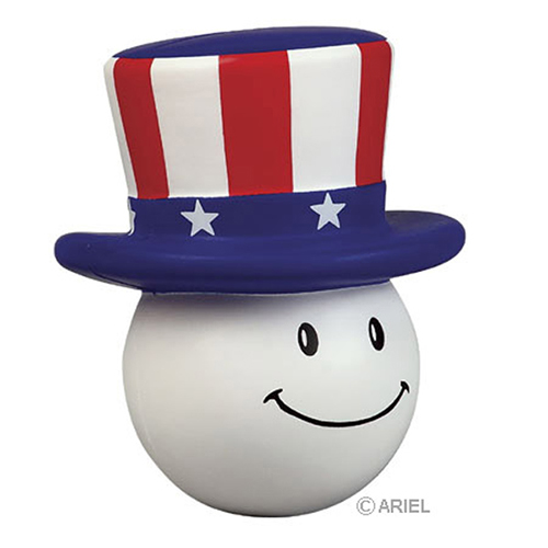PATRIOTIC MAD CAP